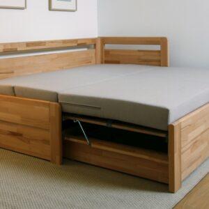 Rozkládací postele pro každodenní spaní
