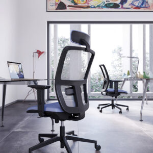 Židle k psacímu stolu