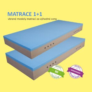 matrace 1+1
