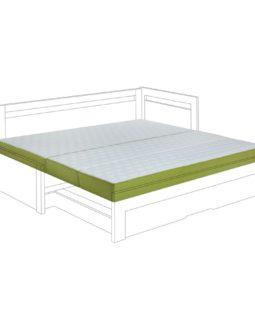 Matrace pro rozkládací pohovky TANDEM